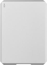 LaCie Mobile Drive 1TB USB 3.1 Moon Silver