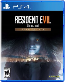 Resident Evil VII: Biohazard Gold Edition PS4