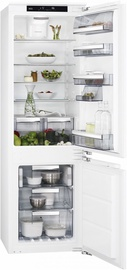 AEG SCE818E6TF Built-In Refrigerator White