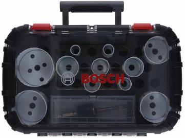 Bosch 2608594193 Universal Carbide Holesaw Set 14pcs