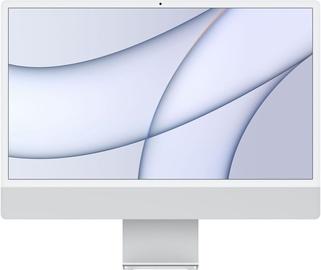 "Стационарный компьютер Apple iMac / MGTF3ZE/A / 24"" Retina 4.5K / M1 7-Core GPU / 8GB RAM / 256GB Silver LT"