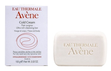 Avene Cold Cream Ultra Rich Cleansing Bar 100g