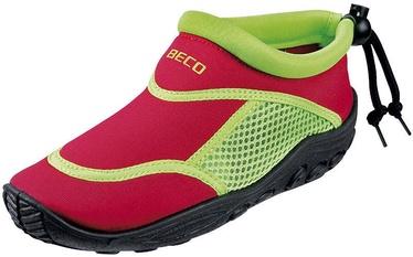 Обувь для водного спорта Beco 9217158, красный/зеленый, 35