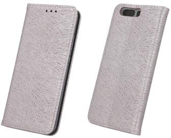 Forever Glitter Shine Book Case For Huawei P10 Lite Rose Gold
