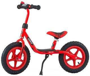 Velosipēds Milly Mally Dusty 12'' Balance Bike Red 3333