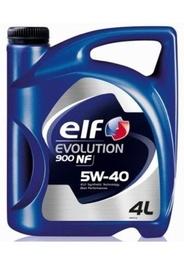 Elf Evolution 900 NF 5W40 Engine Oil 4l