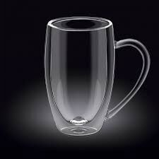 Kauss Thermo Glass Cup 300ml