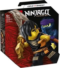 Constructor LEGO Ninjago Epic Battle Set Cole VS Ghost Warrior 71733