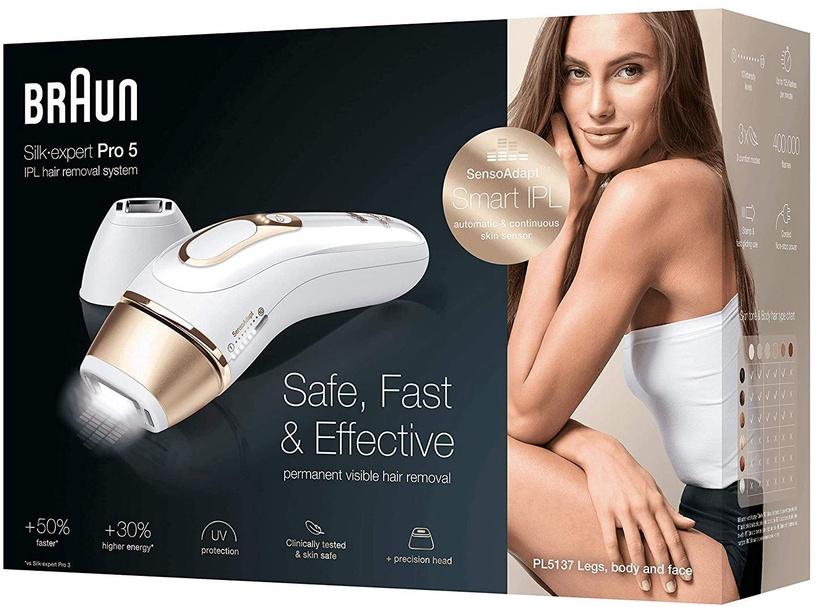 Fotoepilators Braun Silk-Expert Pro 5 PL5137