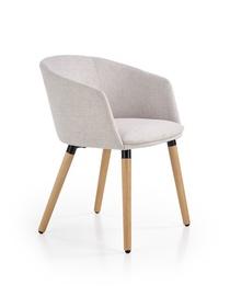Ēdamistabas krēsls Halmar K - 266 Light Grey
