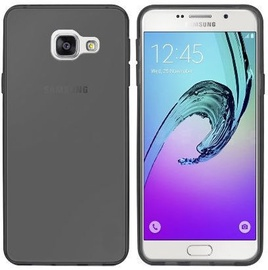 Mocco Ultra Back Case For Samsung Galaxy A5 A520 Transparent/Black