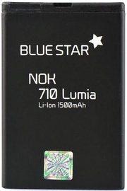 BlueStar Battery For Nokia Lumia 610/710/Asha 303/603 Li-Ion 1500mAh Analog