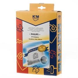 K&M Group Vacuum Cleaner Bags 4 pcs + Microfilter