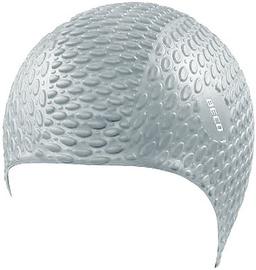 Beco Swimming Cap Bubble 7396 Silver