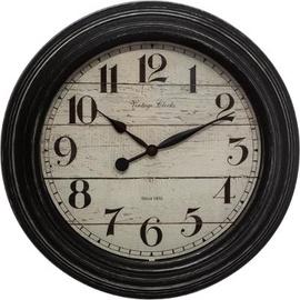 Wall Clock 169302 29.4cm Black