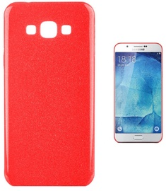 Telone Candy Ultra Slim Back Case For Samsung A800 Galaxy A8 Red