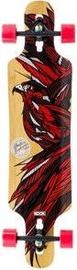 Mindless Falcon II Longboard Red