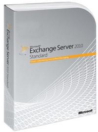Microsoft Exchange Server 2010 Standard DVD OLP-NL SA 1 User CAL Government