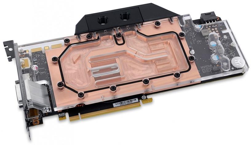 EK Water Blocks EK-FC GeForce GTX FE Water Block