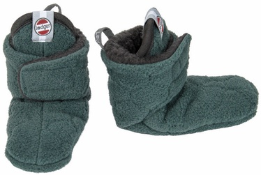 Lodger Fleece Booties BotAnimal Sage 3-6m