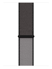 Apple 44mm Anchor Gray Sport Loop Extra Large