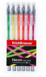 Ручка ErichKrause R-301 Neon Gel Pen Original Gel 6pcs