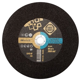 Forte Tools A24S-BF Metal Cutting Disc 400mm