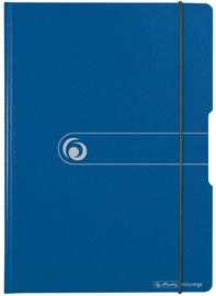 Herlitz Clipboard Folder Easy Orga A4 11217213 Blue