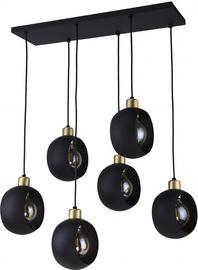 Lampa TK Lighting Cyklop Black 2756, karināms, 60 W