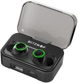 Austiņas BlitzWolf BW-FYE3 Black, bezvadu