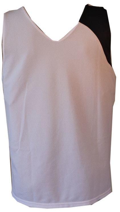 Bars Mens Basketball Shirt Dark Blue/White 32 164cm