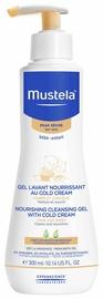 Mustela Dry Skin Nourishing Cleansing Gel With Cold Cream 300ml