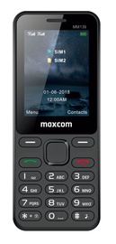Maxcom MM 139 Dual Sim Black