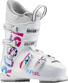 Rossignol Fun Girl J4 Kids Ski Boots White 24.5