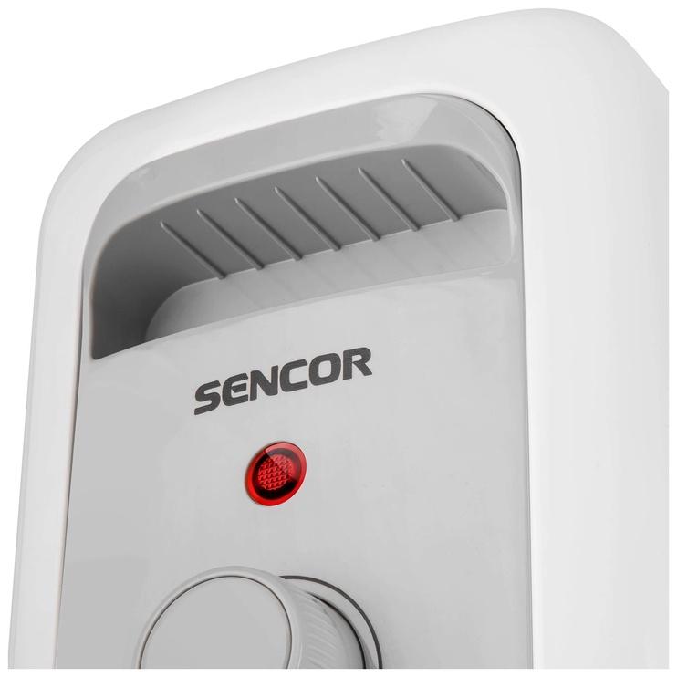 Eļļas sildītājs Sencor SOH 3209WH
