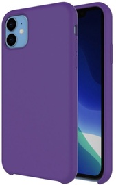 Riff Thin And Soft Back CaseFor Apple iPhone 11 Violet