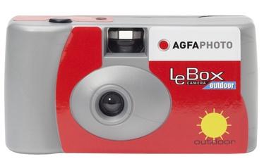 AgfaPhoto LeBox Disposable Camera Outdoor