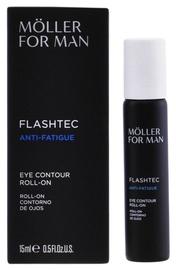 Anne Möller For Man Flashtec Eye Contour Roll On 15ml