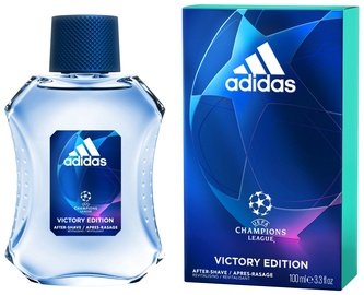 Лосьон после бритья Adidas UEFA Champions League Victory Edition, 100 мл
