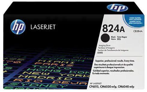 HP 824A Black LaserJet Image Drum CB384A