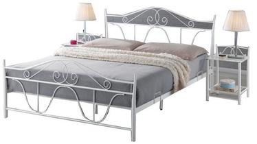 Signal Meble Bed Denver White