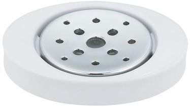 Spirella Soap Dish Malibu Porcelain White