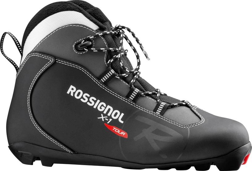Rossignol X-1 Ski Boots Black 45