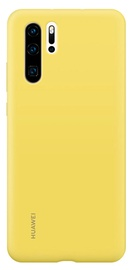 Huawei Silicone Back Cover for Huawei P30 Pro Yellow