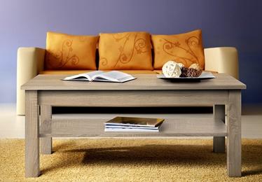 Kafijas galdiņš ASM Uni Sonoma Oak, 1100x600x450 mm