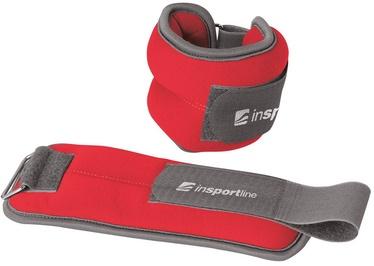 inSPORTline Neoprene Wrist & Ankle Weights 2x0.5kg