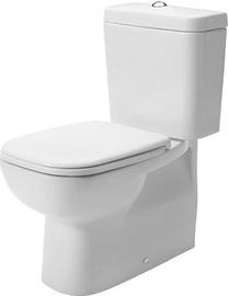 Туалет Duravit D-Code, 355 мм x 650 мм