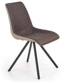 Halmar Chair K394 Dark Grey/Grey