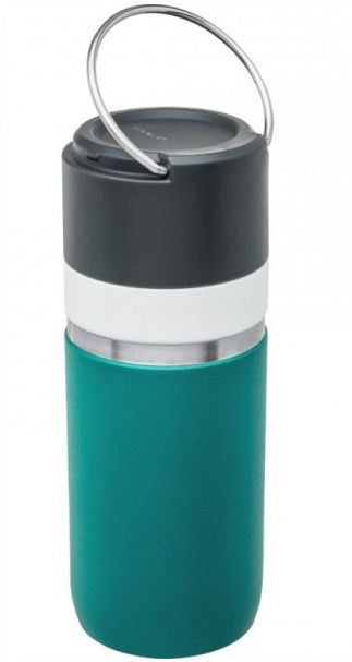 Stanley Go Series Ceramivac Vacuum Mug/Thermos 0.47l Green