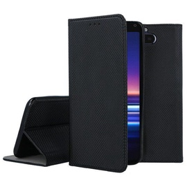 Mocco Smart Magnet Book Case For Samsung Galaxy A12 Black